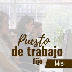 Coworking Bogotá Oficinas